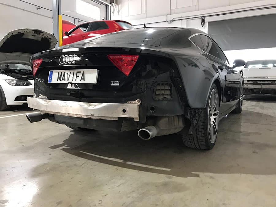 taller de reparaciones de coches